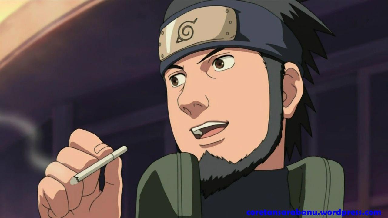NARUTO Terungkap Sudah Merk Rokok Asuma Sensei Coretan Ku